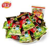 佳宝 九制橄榄500g(1包约28小袋) 17.9元包邮