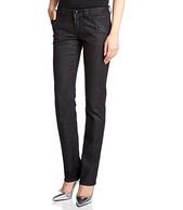 G-Star 女士低腰修身直筒牛仔裤