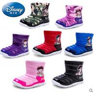 Disney 迪士尼 加绒加厚毛毛虫雪地靴 49元包邮(99-50)