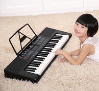 小天使儿童电子琴49键初学入门电子琴
