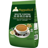 PappaRich金爸爸经典三合一即溶白咖啡1250g 29.9元叠加满99-50元优惠券