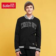 Baleno班尼路 男士棒球服外套*2件
