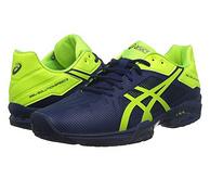 速度型!Ascis亚瑟士 男式网球鞋 E600N-4301