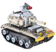 MEGA BLOKS 美高 忍者神龟电影版系列 DPF81 丛林坦克 144元包邮