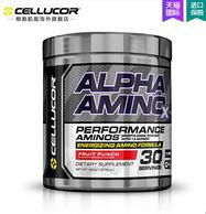 新低!Cellucor 细胞肌能 阿尔法极限氨基酸营养粉 混合果汁 390g*4瓶