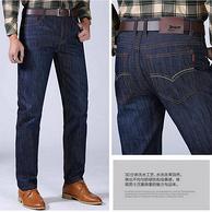 威架 春季新款男士牛仔裤 多色