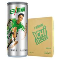 必囤年货: 日加满 维生素碳酸饮料 250ml*24罐(含维生素) 31元