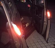 3M 汽车开门防撞反光警示贴
