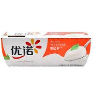 限地区: Yolplait 优诺 果层多 风味酸乳 原味 100g*3*10件