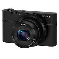 SONY 索尼 黑卡 DSC-RX100 数码相机