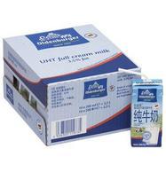 德国进口 欧德堡 全脂纯牛奶200ml*16盒 29元(天猫39.9元)