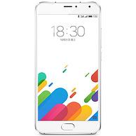 魅蓝 metal 16GB 白色 移动联通双4G手机