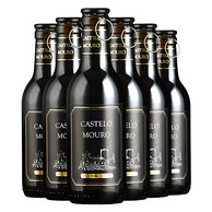 小瓶慢慢品!六支整箱CASTELO MOURO DOC级进口干红葡萄酒