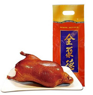 全聚德 原味烤鸭1kg