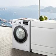 0点:SIEMENS 西门子 8kg 洗烘一体机WD12G4C01W