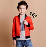 吉姆 吉米 男童秋装夹克外套110-150cm