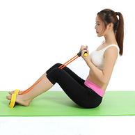 KYTO 家用拉力绳仰卧起坐健身器