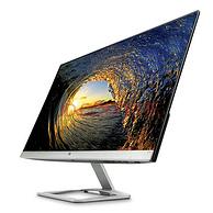 薄出你的想象:HP惠普27ES 27英寸超薄IPS显示器 预约价1099元(中亚1649元)