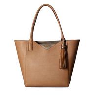 Calvin Klein卡尔文·克莱恩 Key Item Saffiano 女款手提包