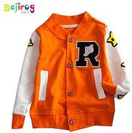 北极绒 儿童棒球服外套 多色 90-120cm