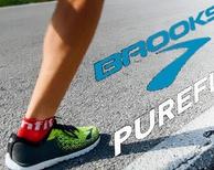 Brooks 布鲁克斯 男士PureFlow 5轻量避震跑步鞋 多色