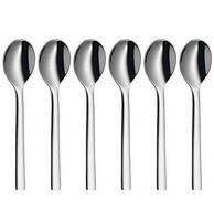 Prime会员 WMF 完美福 不锈钢咖啡勺6件套