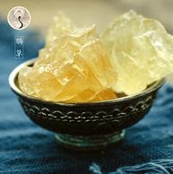 鹊草堂 云南大理传统工艺多晶黄冰糖 400g