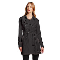 Vince Camuto 文斯·卡莫图 Double Breasted Trench Coat 女士双排扣风衣