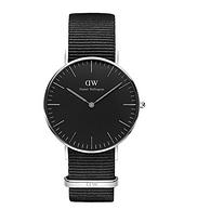 新款!Daniel Wellington丹尼尔·惠灵顿DW00100151女士腕表