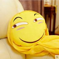 过气网红:滑稽抱枕小号30cm