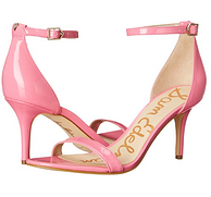 高跟也可健步如飞!Sam Edelman 山姆·爱德曼 Patti Dress Sandal 女士细跟凉鞋