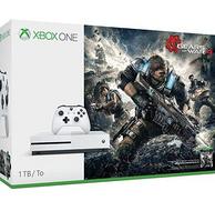全球联保!Xbox One S 1T全新版+战争机器4套装