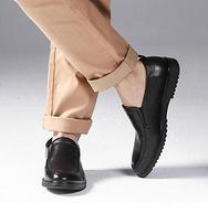 红蜻蜓 商务休闲皮鞋 2色 券后168元 送袜子3双(吊牌429元)