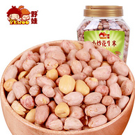野娃 小炒五香味花生米750g*2罐装