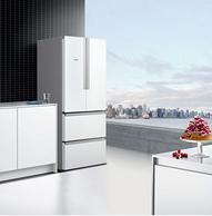新低,SiemensI西门子 多门冰箱+凑单品 BCD-484W 484L