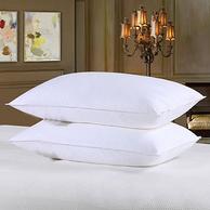 帛罗旺斯 五星酒店全棉羽丝枕护颈枕 一只