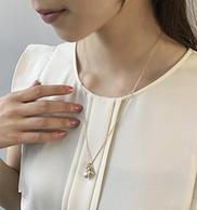 萌萌哒~Vendome Boutique 女士猫咪珍珠项链