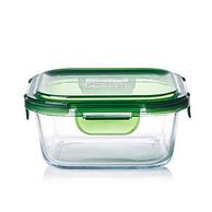 14点秒杀:美斯尼 耐热玻璃保鲜饭盒1000ml