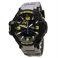 新低, Casio卡西欧 G-Shock GA1000-8A 男士运动腕表