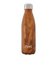 网红水杯!S'well Bottle木纹系列不锈钢保温瓶500ml