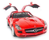 买车不?星辉模型 47600 奔驰 SLS AMG 高仿真 遥控 汽车模型 历史低价59元(亚马逊中国199元)