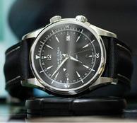 HAMILTON汉密尔顿 爵士系列 GMT自动机械手表