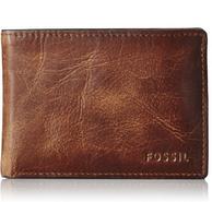 Prime会员 Fossil 化石 男士真皮钱包 免费直邮到手232元(国内500+)