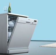 SIEMENS西门子  SN23E232TI 独立式洗碗机