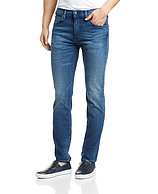 Levi's李维斯511版型男式Motion五袋款牛仔裤04511-1917