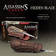 Ubisoft育碧 刺客信条电影 隐藏袖剑 1:1 PVC皮革手套 prime会员直邮到手380.73元