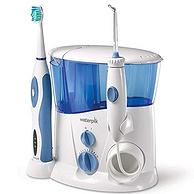神价格最后2小时!Waterpik洁碧 WP-900 Complete Care水牙线和声波牙刷