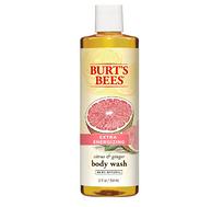 Burt's Bees 小蜜蜂 柑橘深层滋润清爽沐浴露 350ML*3瓶装