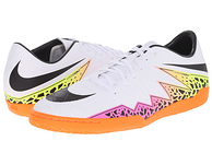 NIKE耐克 Hypervenom Phelon II IC 男士运动鞋 37.5美元约¥258(京东售价317元)