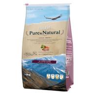 Pure&Natural 伯纳天 五谷低敏天然狗粮15kg 送洁齿骨+零食+试用装